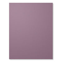 Perfect Plum 8-1/2X11 Card Stock