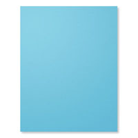 Tempting Turquoise 8-1/2X11 Card Stock