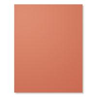 Tangerine Tango 8-1/2X11 Card Stock