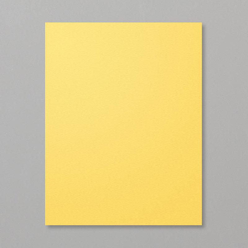 """Daffodil Delight 8-1/2"""" x 11"""" Cardstock"""
