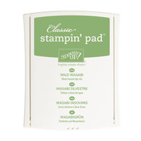 Wild Wasabi Classic Stampin' Pad by Stampin' Up!