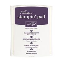 ELEGANT EGGPLANT CLASSIC STAMPIN' PAD Price: $6.50