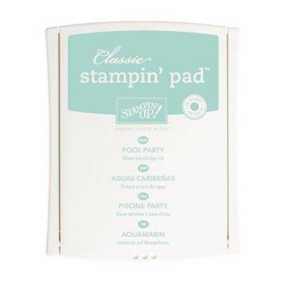 Pool Party Classic Stampin' Pad