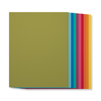 Brights 8-1/2 X 11 Cardstock