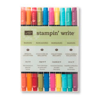 Brights Stampin' Write Markers by Stampin' Up!