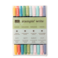 Subtles Stampin' Write Markers by Stampin' Up!