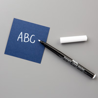 White Stampin' Chalk Marker