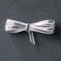 Silver 1/8 (3.2 Mm) Ribbon
