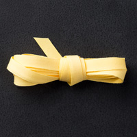 "Daffodil Delight 1/4"" Cotton Ribbon"