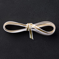 "Gold 1/8"" Ribbon"