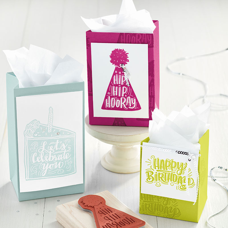 Gift Bag Punch Board  by Stampin' Up!