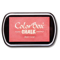 Rose Coral ColorBox Chalk Ink Pad by Stampin' Up!