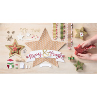 Many Merry Stars Simply Created Kit
