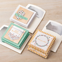 Cottage Greetings Card Kit by Stampin' Up!