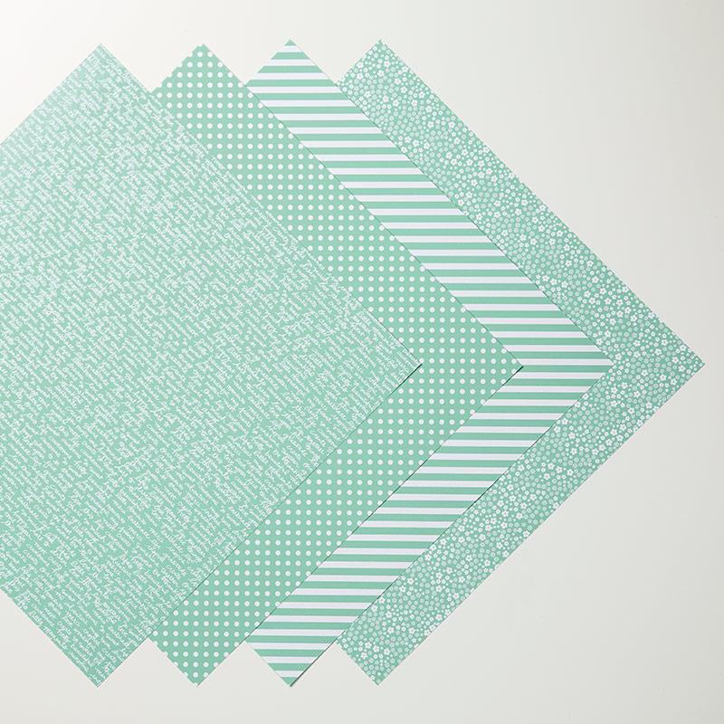 In Color Designer Series Paper Stack, Stampin' Up!