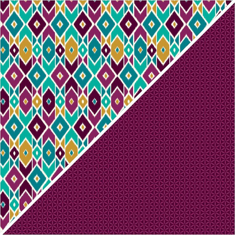 Bohemian Designer Series Paper by Stampin' Up!