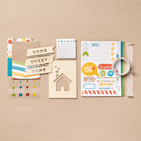 Happy Times Project Life Accessory Pack  by Stampin' Up!
