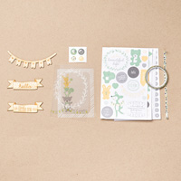 Hello Baby Project Life Accessory Pack  by Stampin' Up!