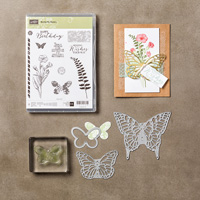 Butterfly Basics Photopolymer Bundle by Stampin' Up!