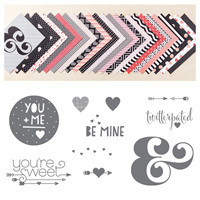 You Plus Me Clear Bundle by Stampin' Up!