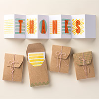 Layers of Gratitude Kit  by Stampin' Up!