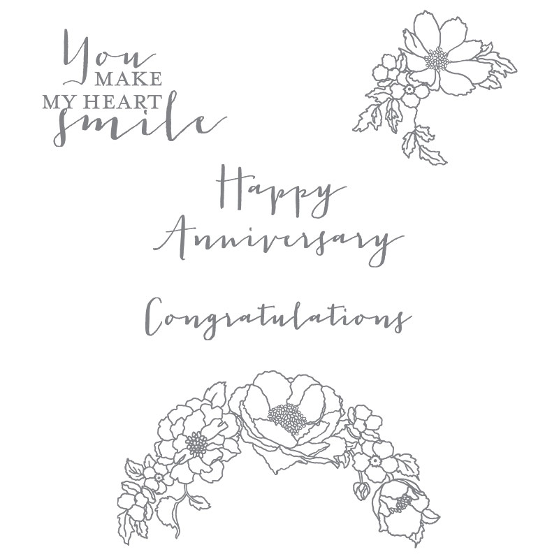 Timeless Love, Stampin' Up!