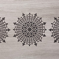 Spider Web Doilies by Stampin' Up!