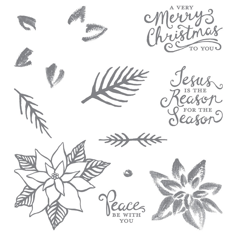 Reason for the Season Stamp Set, Stampin' Up!