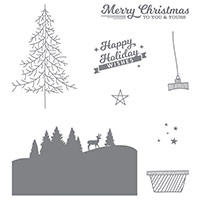 To You & Yours Too Photopolymer Stamp Set by Stampin' Up!