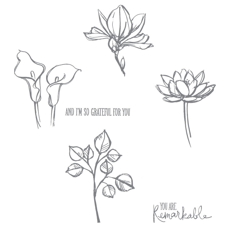 Remarkable You, Stampin' Up!