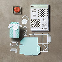 Homemade for You Clear-Mount Bundle by Stampin' Up!