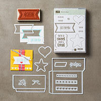 You're So Sweet Wood-Mount Bundle by Stampin' Up!