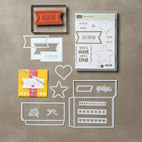 You're So Sweet Clear-Mount Bundle by Stampin' Up!