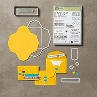 B.Y.O.P. Photopolymer Bundle by Stampin' Up!