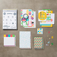 This Is the Life Project Life Bundle  by Stampin' Up!