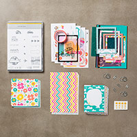 Let's Get Away Project Life Bundle  by Stampin' Up!