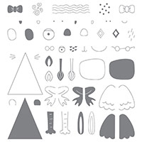 Playful Pals Photopolymer Stamp Set
