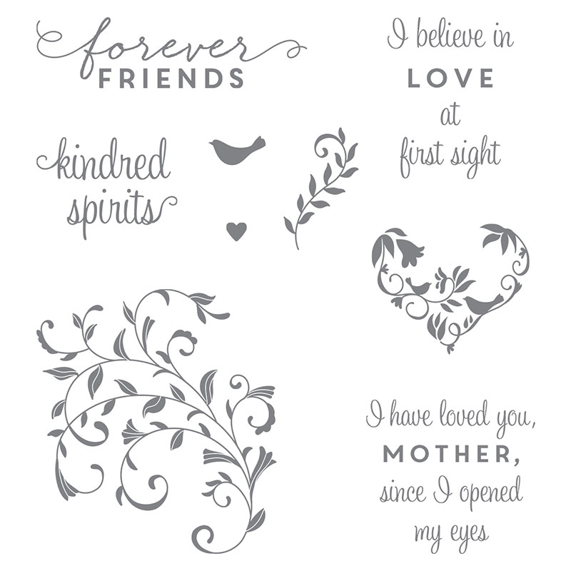 First Sight, Stampin' Up!