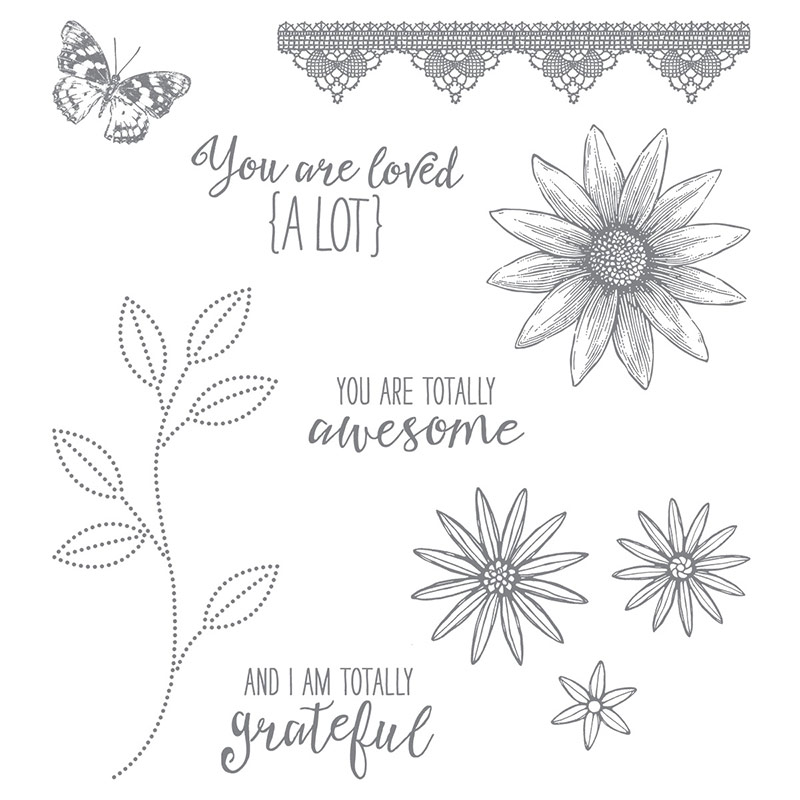 Grateful Bunch, Stampin' Up!