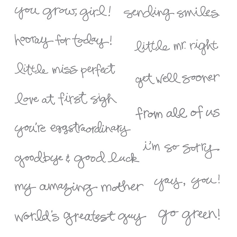 Greatest Greetings, Stampin' Up!