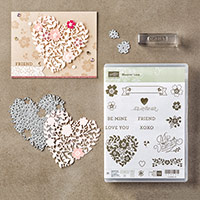 Bloomin' Love Photopolymer Bundle by Stampin' Up!