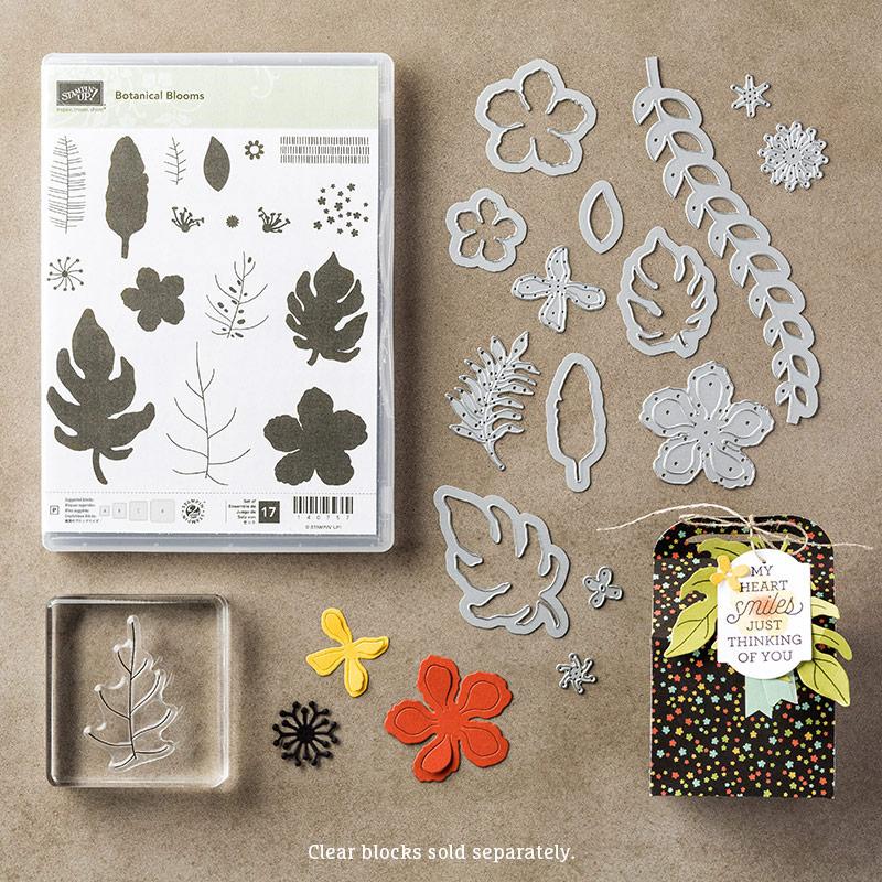 Botanical Blooms Bundle, Stampin' Up!