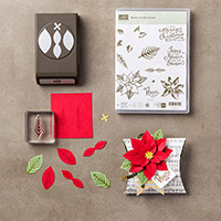 Reason for the Season Photopolymer Bundle by Stampin' Up!