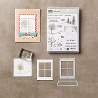 Happy Scenes Photopolymer Bundle by Stampin' Up!