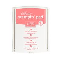 Flirty Flamingo Stampin pad