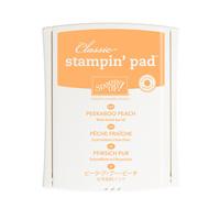 Peekaboo Peach Classic Stampin' Pad