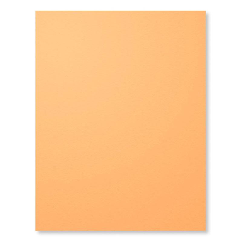 "Peekaboo Peach 8-1/2"" x 11"" Cardstock"