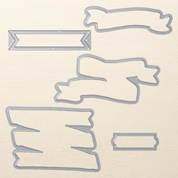BUNCH OF BANNERS FRAMELITS DIES Price: $27.00