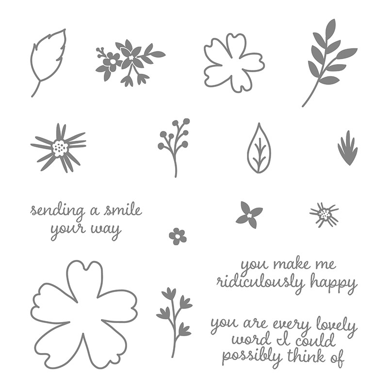 Love & Affection, Stampin' Up!