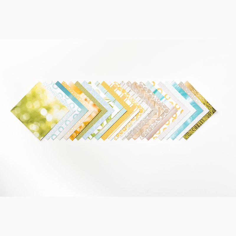Serene Scenery Designer Series Paper Stack